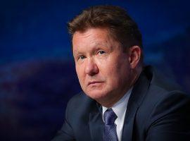 «Газпром» пообещал акционерам половину прибыли через два года